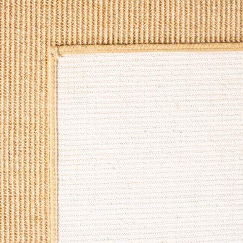 Martha Stewart Natural Fiber Accent Rug - Natural Perspective: bottom