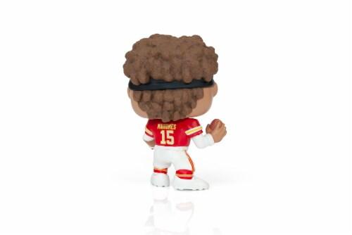Funko POP! NFL Vinyl Figure Kansas City Chiefs Patrick Mahomes II | 3.75 Inches Perspective: bottom