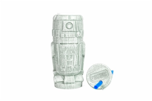 Geeki Tikis Star Wars R2-D2 Plastic Tumbler   Holds 21 Ounces Perspective: bottom