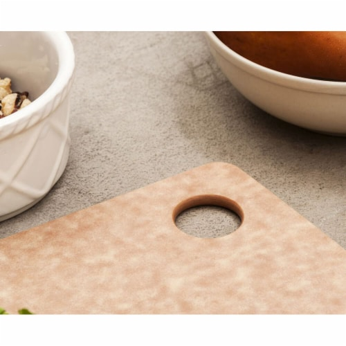 Epicurean Kitchen Series Cutting Board - Natural Perspective: bottom