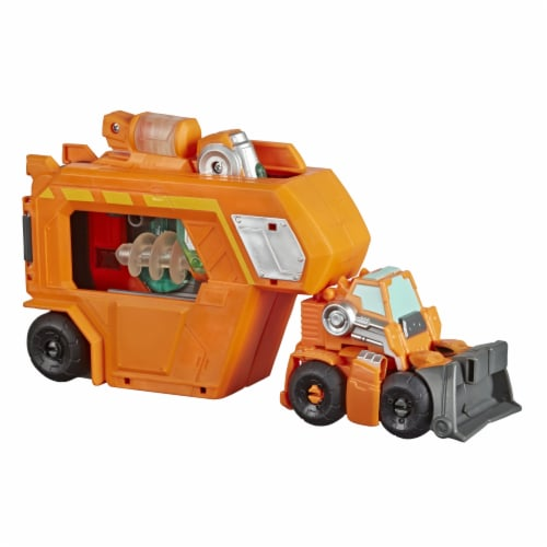 Hasbro Playskool Heroes Transformers Rescue Bots Academy Command Center Playset Perspective: bottom