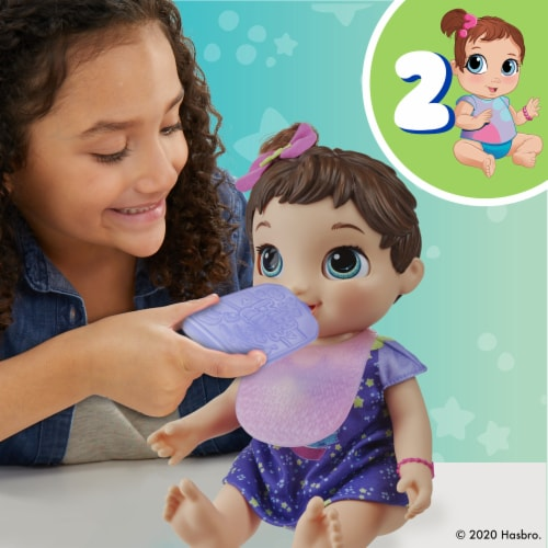 Baby Alive Baby Grows Up Dreamy - Shining Skylar or Star Dreamer Perspective: bottom