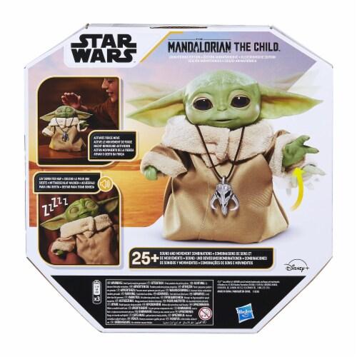 Hasbro Star Wars The Mandalorian The Child Animatronic Figure Perspective: bottom