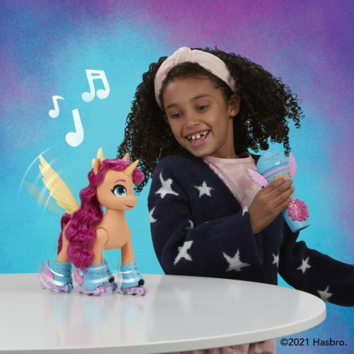 My Little Pony Sing 'N Skate Sunny Starscout Perspective: bottom