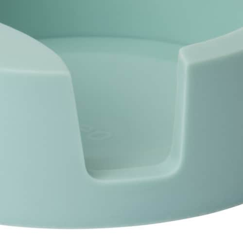 BergHOFF Leo Silicone Spoon Rest - Mint Perspective: bottom