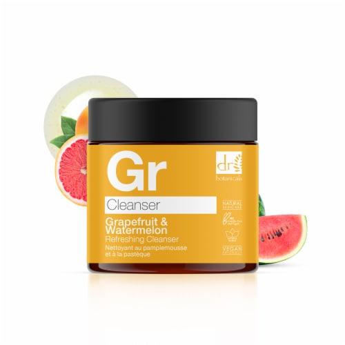 Grapefruit & Watermelon Refreshing Cleanser 60ml Perspective: bottom