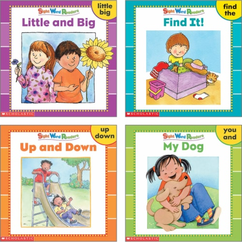 Scholastic Sight Word Readers Box Set Perspective: bottom