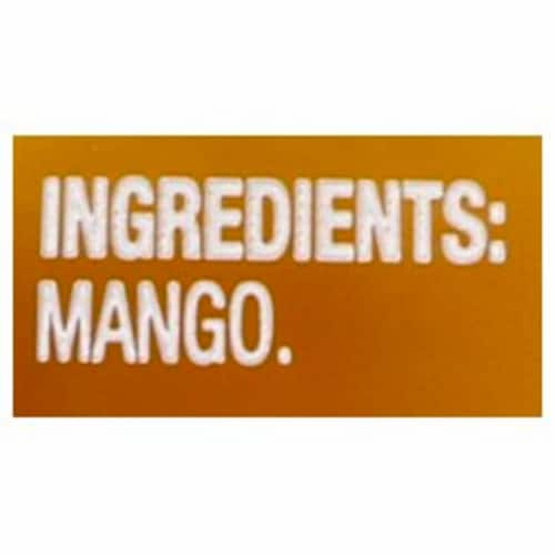 Beech-Nut Naturals Mango Stage 2 Baby Food Perspective: bottom