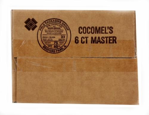 Cocomel - Organic Coconut Milk Caramels - Sea Salt - Case of 6 - 3.5 oz. Perspective: bottom