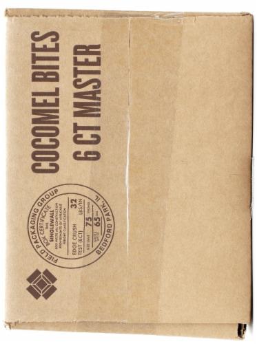 Cocomel - Carmel Bite - Organic - Sea Salt Perspective: bottom