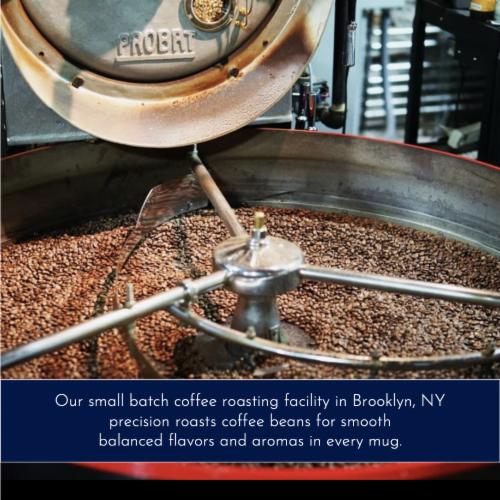 "Nobletree ""Royal Roast Empress"" Light Medium Roast Whole Bean Coffee, 5 lb Perspective: bottom"