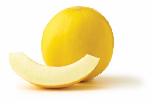 Golden Honeydew Melon Perspective: front