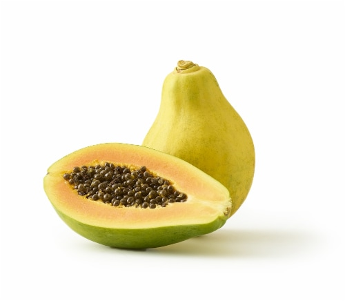 Golden Papayas Perspective: front