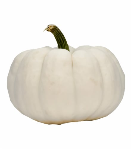 White Pumpkins Perspective: front