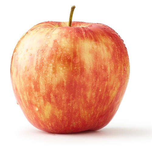 Honeycrisp Apple Perspective: front