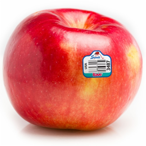 Rave Apples Perspective: front