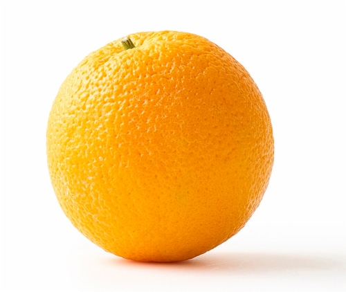 Large Navel Oranges Perspective: front