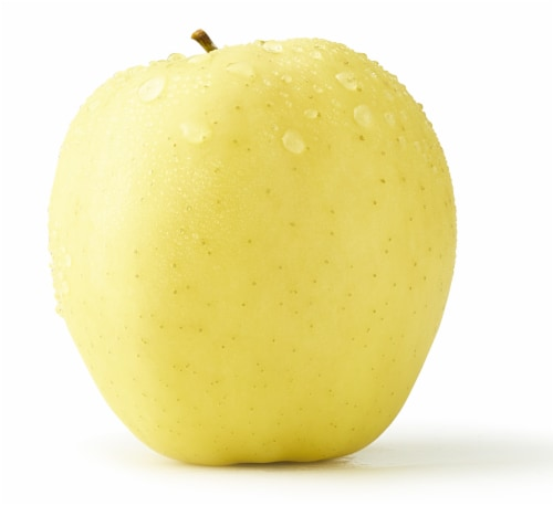 Apple - Golden Delicious - Large Perspective: front