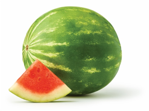 Seedless Watermelon Perspective: front