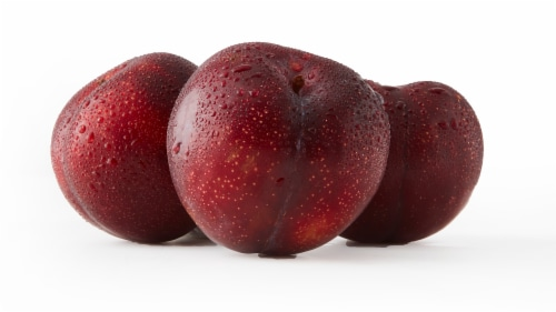 Black Plums Perspective: front
