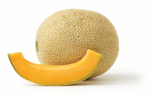 Cantaloupe Melons Perspective: front