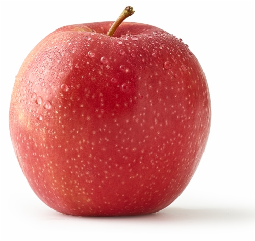 Pink Lady Apple Perspective: front