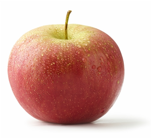 Large Fuji Apple Perspective: front