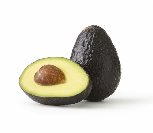 Large Avocado Perspective: front