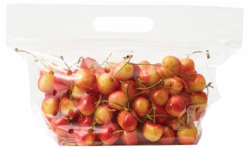 Rainier Cherries Perspective: front