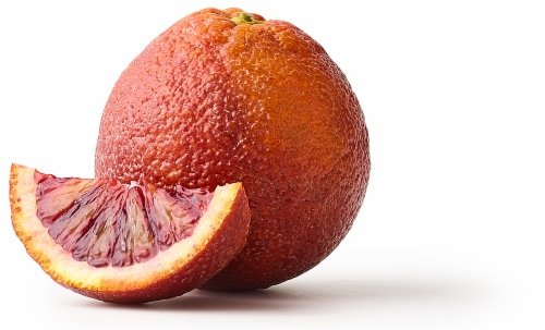 Blood Oranges Perspective: front