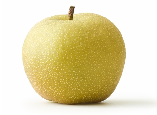 Large Asian Pear Perspective: front