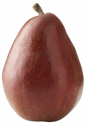 Red Anjou Pears Perspective: front