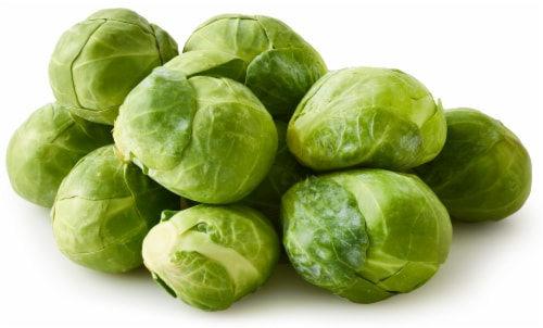 Brussels Sprouts Perspective: front