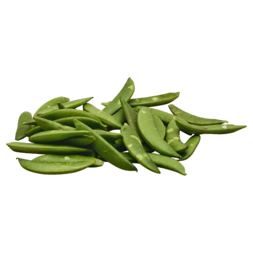 Peas- Sugar Snap Perspective: front