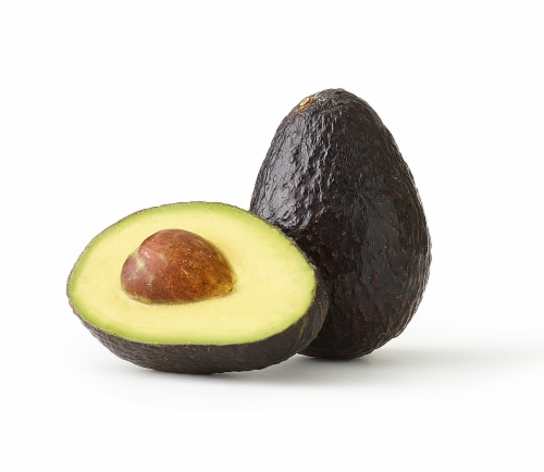 Extra Large Avocado Perspective: front