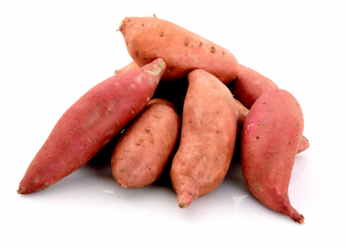 Sweet Japanese Yams Perspective: front
