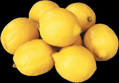 Medium Lemons Perspective: front