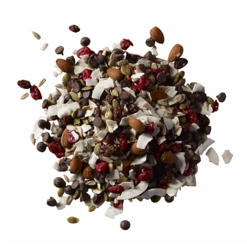 Organic Seventh Heaven Trail Mix Perspective: front