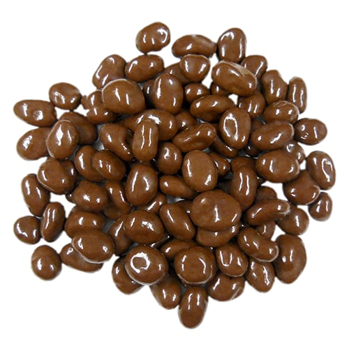 Milk Chocolate Raisins Perspective: front