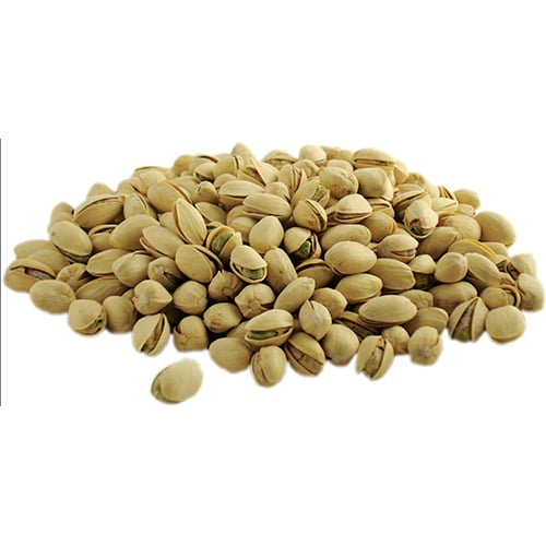 Roasted & Salted Pistachios Perspective: front