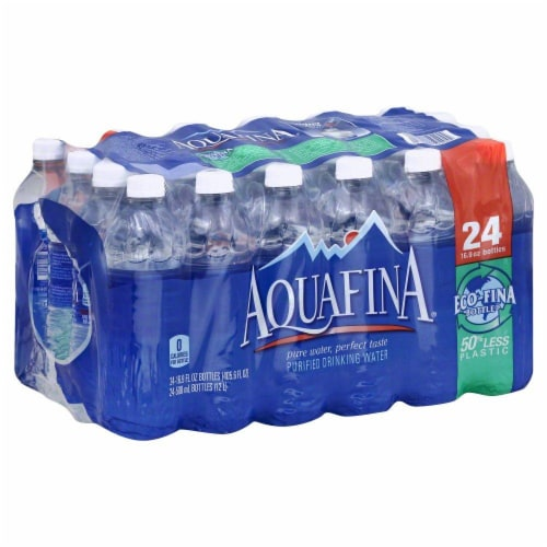 Aquafina Water Perspective: front