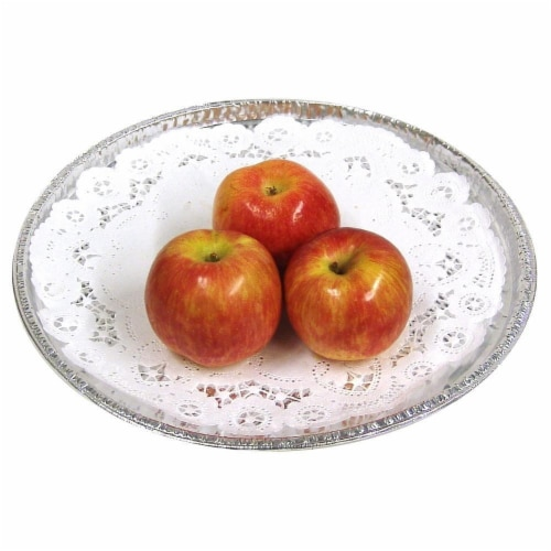 Small Organic Fuji Apples Perspective: front