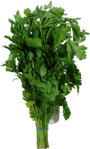 Organic - Parsley - Curly Perspective: front