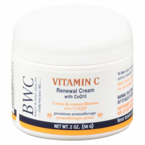 Avalon Organics Vitamin C Renewal Cream Perspective: front