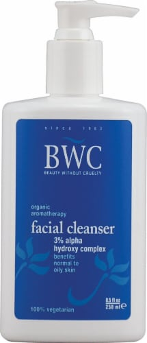 BWC Alpha Hydroxy Complex Facial Cleanser Perspective: front