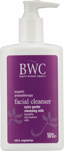 BWC Extra Gentle Facial Cleansing Milk Perspective: front