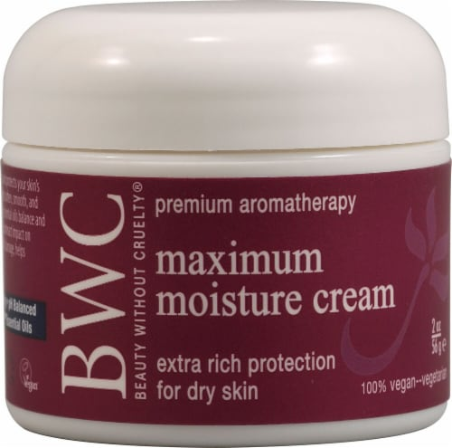BWC Maximum Moisture Cream Perspective: front