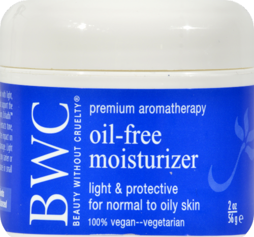 BWC Oil-Free Moisturizer Perspective: front