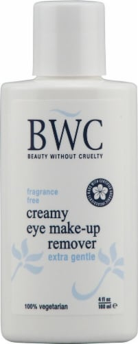 Beauty Without Organic Cruelty Creamy Eye Makeup Remover Perspective: front