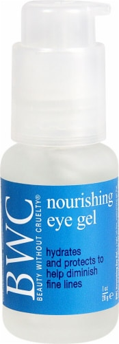 Beauty Without Cruelty Nourishing Eye Gel Perspective: front